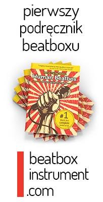 Human Beatbox - Osobisty Instrument to pierwszy podręcznik beatbox na świecie