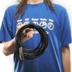 Jak zwijać kabel?