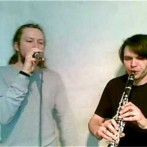ZooPlan plays Chopin (beatbox & beatboxing clarinet)