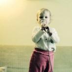 Julka (2,5 roku) robi beatbox!