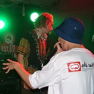 WBW Polish Beatbox Battle 2004 - Biko1 vs Blady Kris fot. Zenit [foto.3ptp.com]
