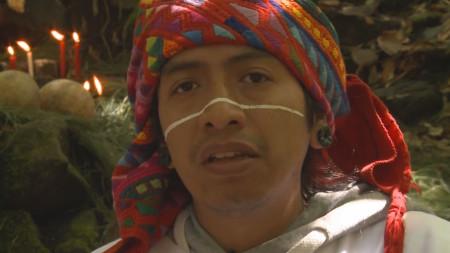 Beatbox w języków Majów w Gwatemali